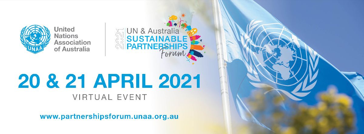 2021 UN & Australia Sustainable Partnerships Forum